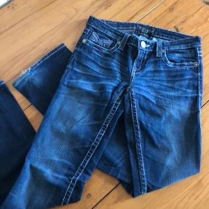 Big Star Liv Boot bootcut Jeans 28L long